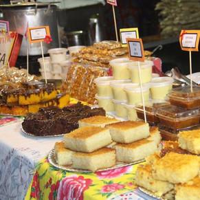 Tem arraiá Gourmet no Metropolitano
