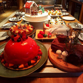 Natal no Venit Barra Hotel terá ceia saborosa e Papai Noel