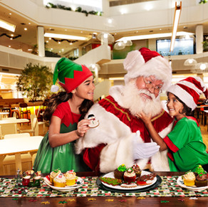 """Via Parque Shopping promove """"Natal Azul"""" para jovens e crianças com Autismo"""