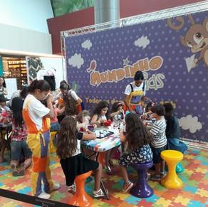 Metropolitano Barra oferece diversas atrações gratuitas para os pequenos em janeiro