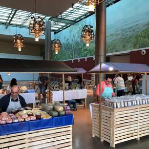Shopping Metropolitano Barra recebe feira com mix de produtos saudáveis