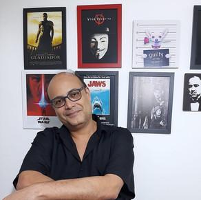 Cinema vira matéria em colégio da Barra