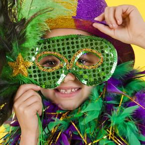 Hortifruti realiza Bailinho de Carnaval para a garotada
