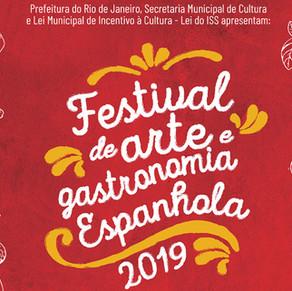 Festival de Arte e Gastronomia Espanhola acontece neste sábado no Città Office Mall