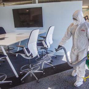 Em época de pandemia, sanitização é a solução contra o coronavírus