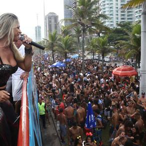 O roteiro do carnaval pela Barra