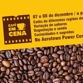 Aerotown faz a alegria dos amantes de café nos dias 7 e 8 de dezembro