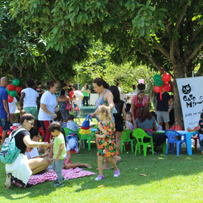 Amigos da Praça ocupa Praça do Pomar neste sábado, dia 24
