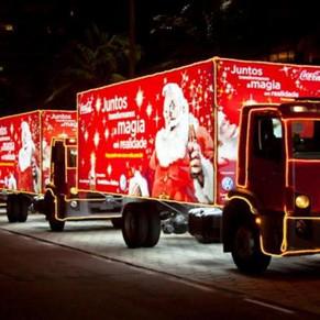 Recreio Shopping recebe Caravana de Natal