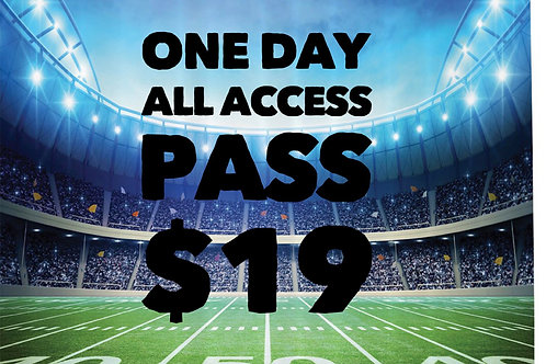 1 Day All Access Pass