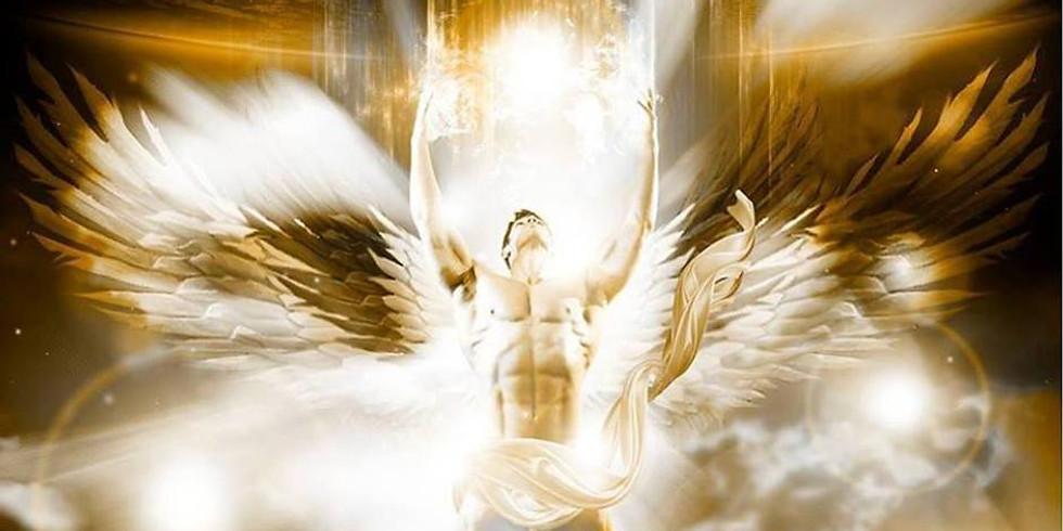 Raindrop Harmonics: Archangel Benedictions