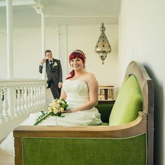 Hochzeit im Palmenhaus Erfurt