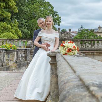 Hochzeit  in Coburg