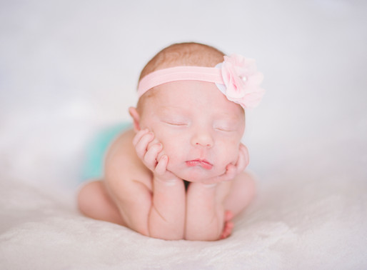 Delaney's Newborn Session