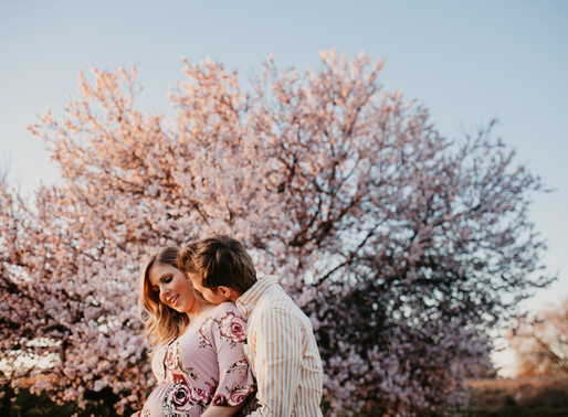 Carlmark Maternity Part I - Almond Blossom