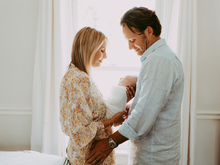 The Best Time to Schedule Your Newborn Session