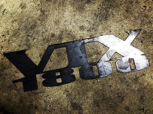 VTX 1300/1800 Garage Sign