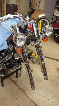 Chrome Front End