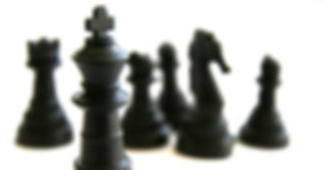 Black Chess Pieces