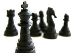 Negro de ajedrez