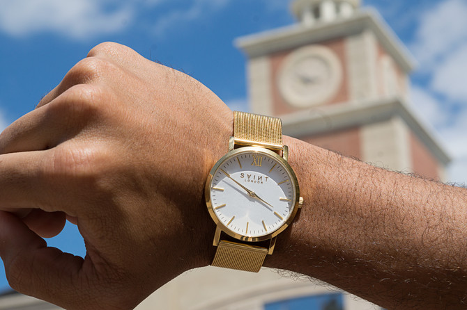 Ryne Williams Styles: The SaintLondonXVI Timepiece & Why you need one ASAP!