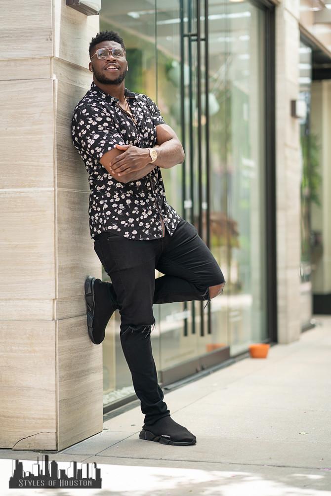 Styles Of Houston ft. Emmanuel Ogbah