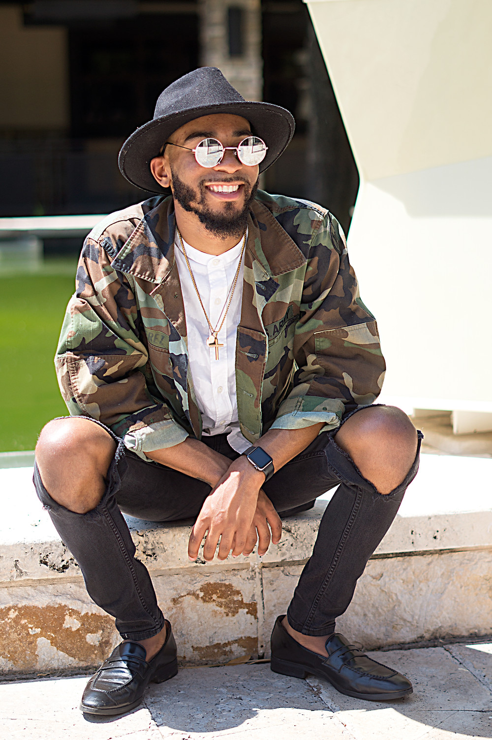 mens fashion, hm shirt, zara jeans, hm shoes, nordstrom hat, casual wear, houston fashion, houston style