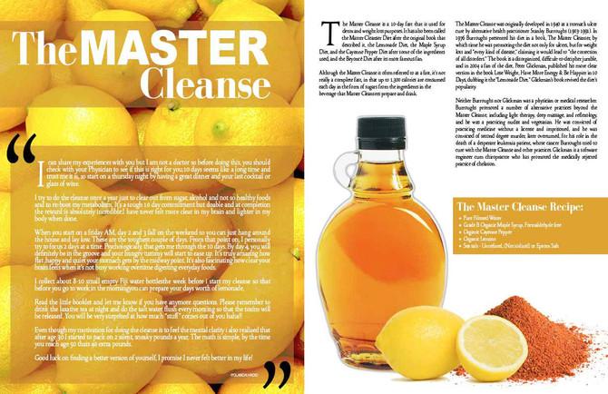 The 10 Day Lemonade Detox