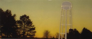Once a Water Tower