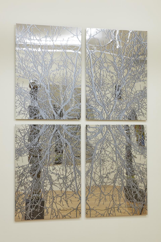 Mirror Mandala Tree