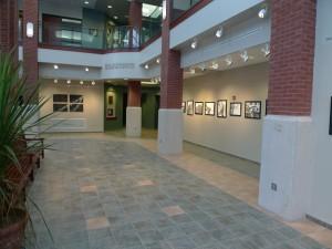 Atrium Installation