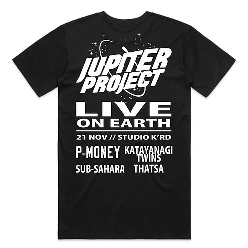 JUPITER LIVE: ON EARTH AUCKLAND CAPSULE