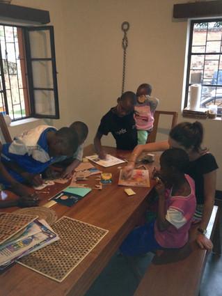 Casagami au Rwanda