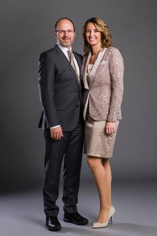 Mr. & Mrs Forster
