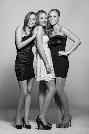 Schellinger sisters
