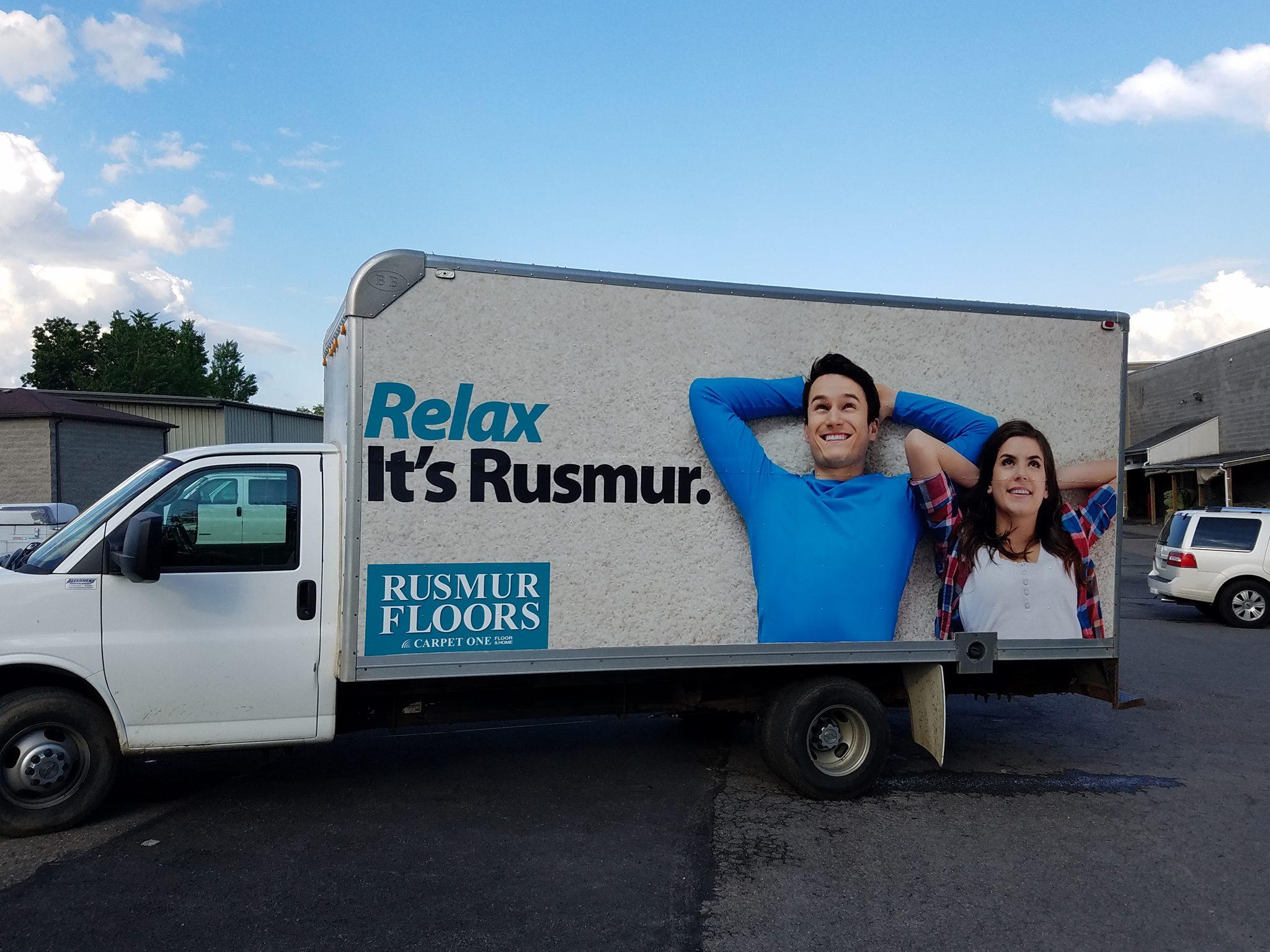 rusmur box truck