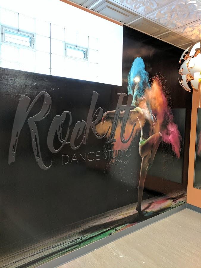 dance wall wrap