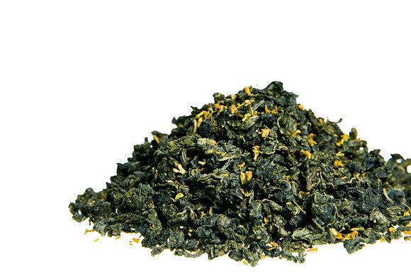 Thé vert Oolong Osmanthus