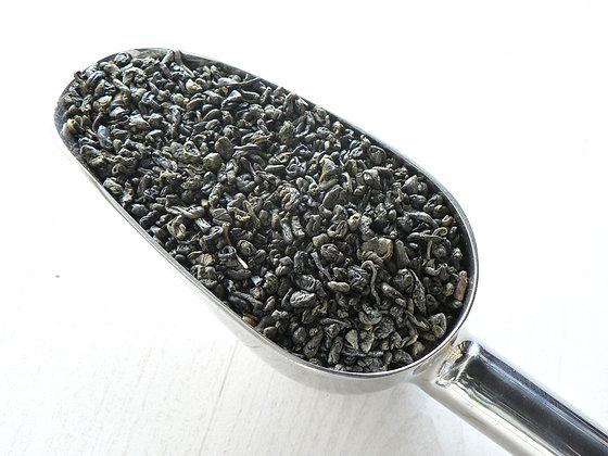 Thé vert Gunpowder de Chine BIO