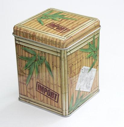 Boîte à thé Bambou 100g