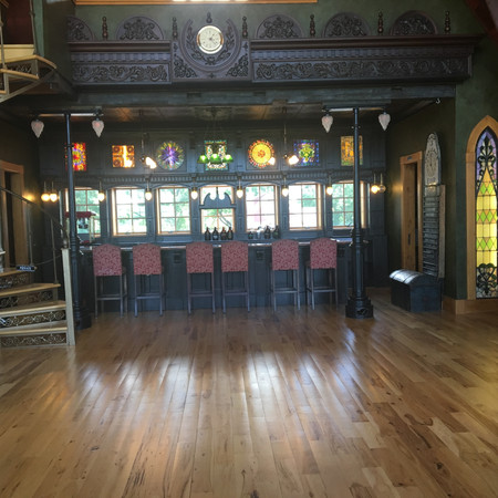The Old Irish Barn Bar
