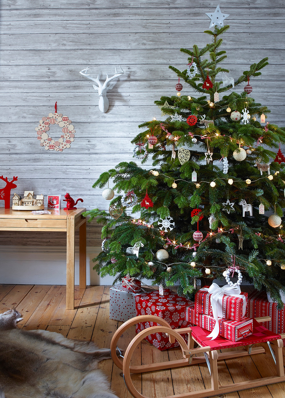 Christmas Decor - Nordic Styling