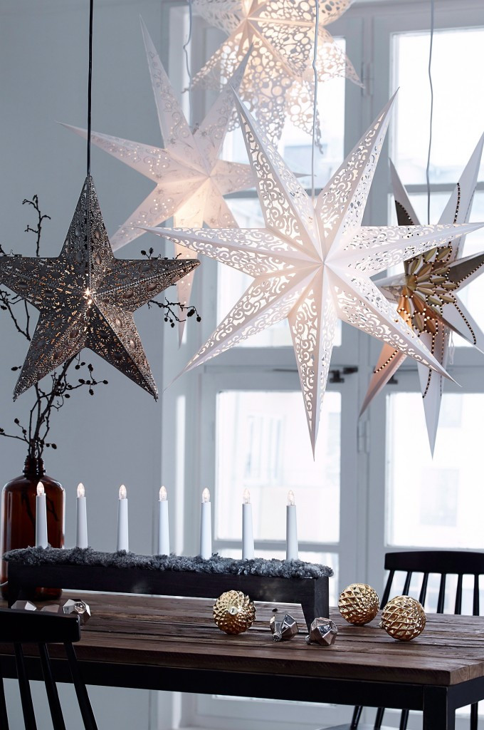 Christmas Decor - Paper Stars