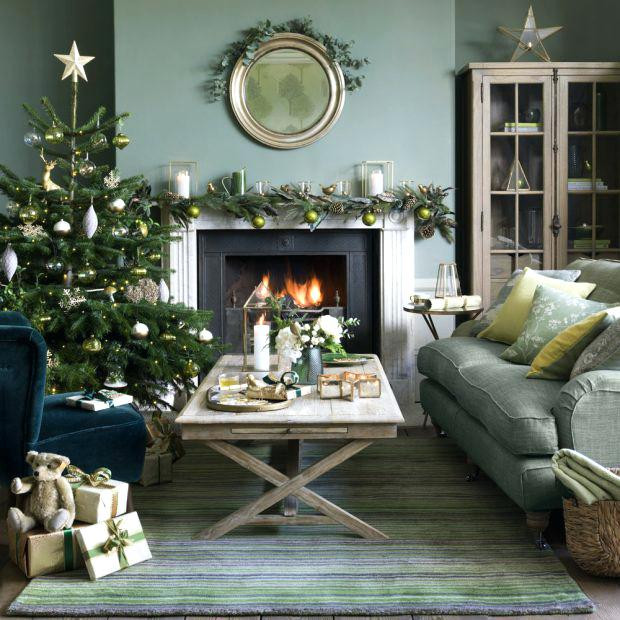 Christmas Decor - Go Natural