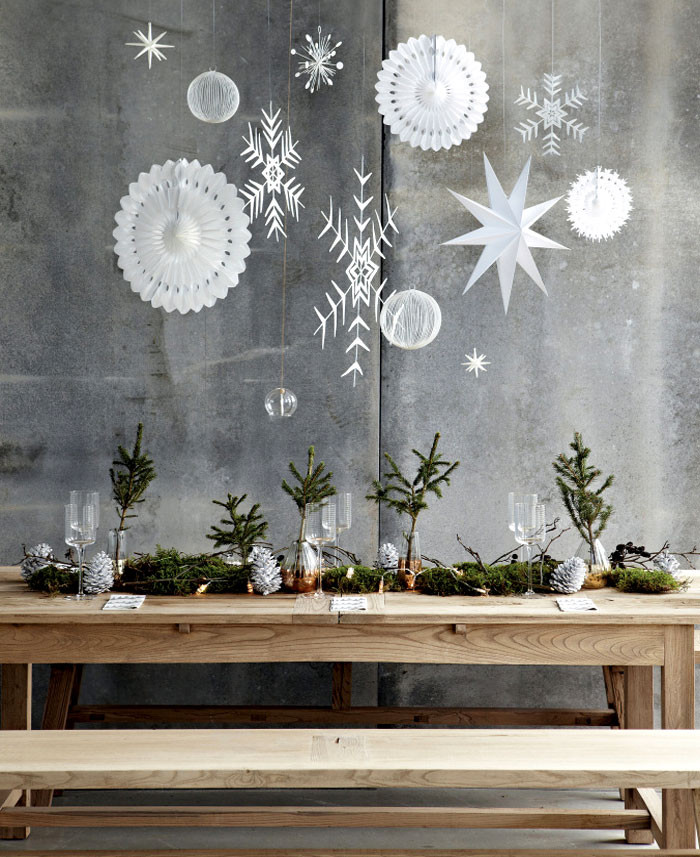 Christmas Decor - Rustic Chic