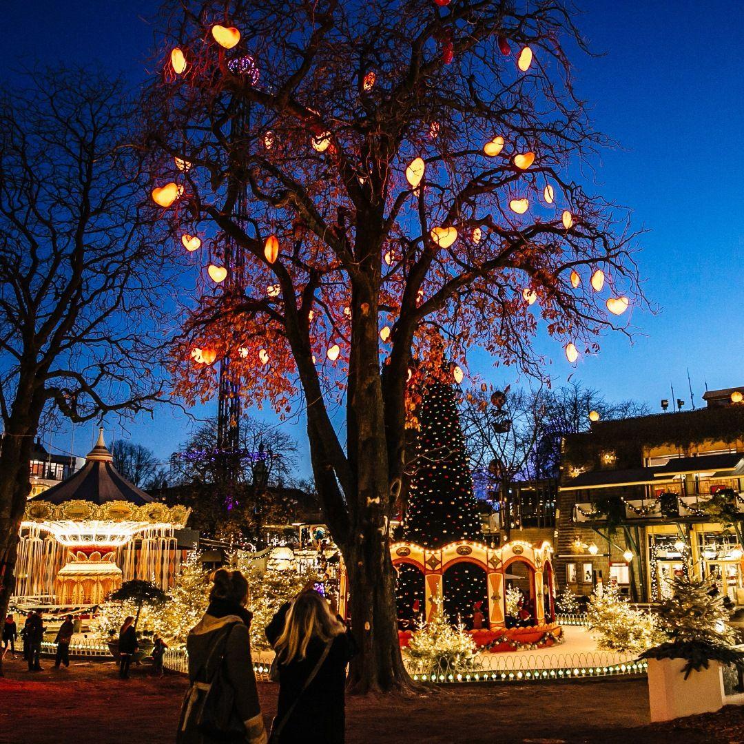 Christmas - Copenhagen [image courtesy of visitcopenhagen]