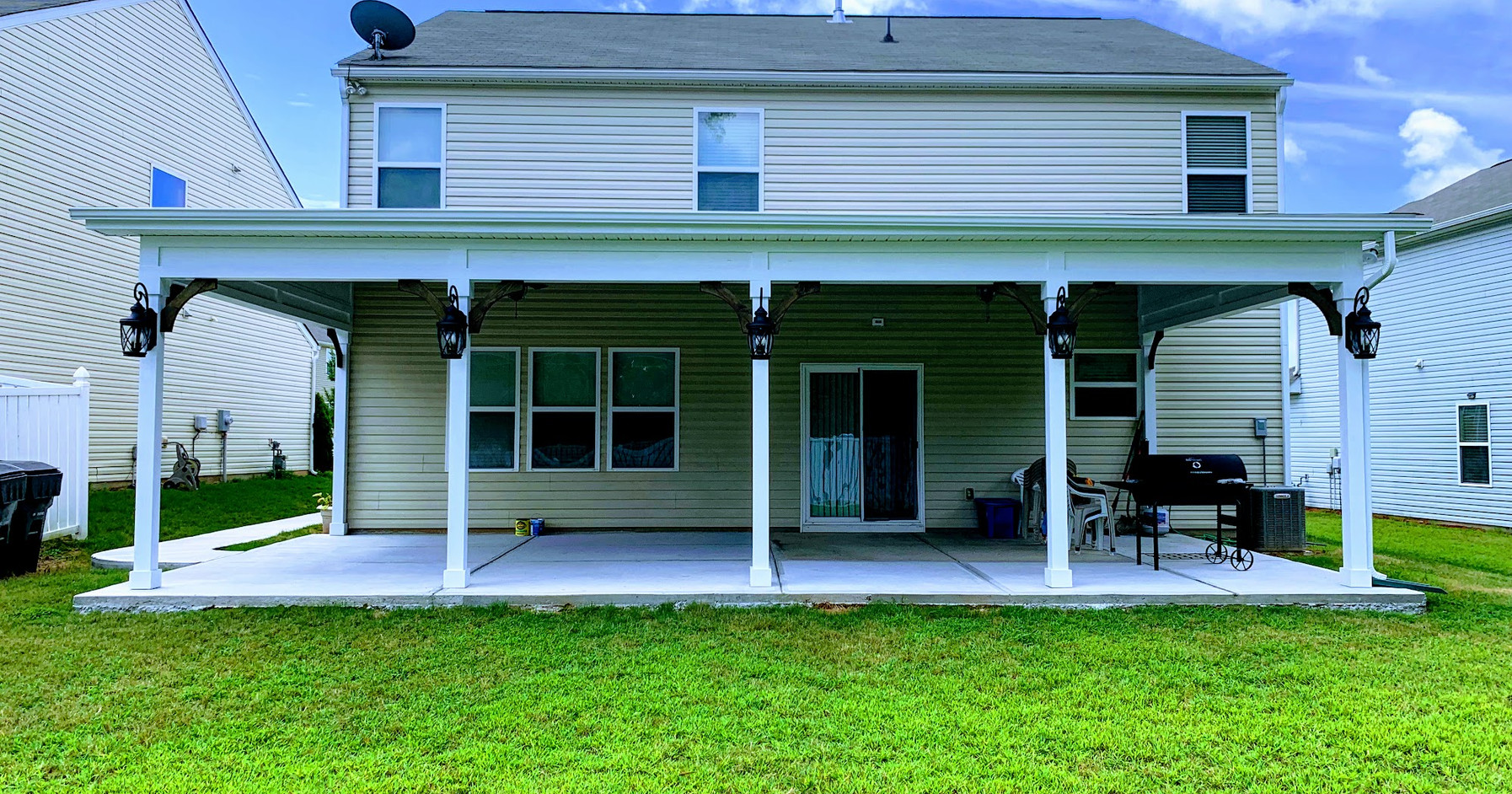 Awning Contractors NC
