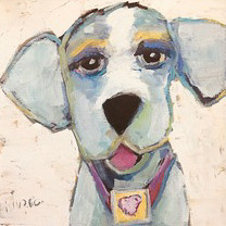 Grey Pup