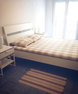 Vista de dormitorio doble
