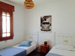 Dormitorio individuales